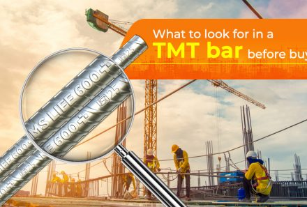 What to look for in a TMT bar before buying?